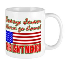 Every Juan Go Home Mug