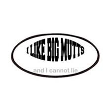 I Like Big Mutts Patches