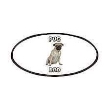 Pug Dad Patch