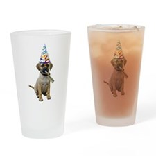 Puggle Party Pint Glass
