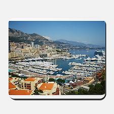Monte Carlo, France Mousepad