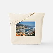 Monte Carlo, France Tote Bag