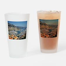 Monte Carlo, France Pint Glass