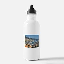 Monte Carlo, France Water Bottle