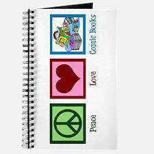 Peace Love Comics Journal