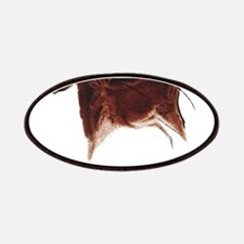 Horse Cave Painting Patches
