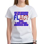 Offended By America Women's T-Shirt