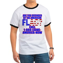 Offended By America T