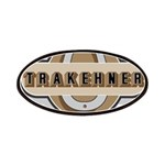 Trakehner Horse Patches