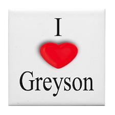 Greyson Tile Coaster