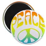 Peace - rainbow 2.25
