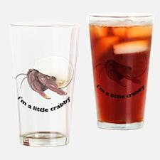 Hermit Crab Photo Pint Glass