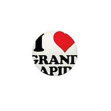 I love Grand Rapids Mini Button
