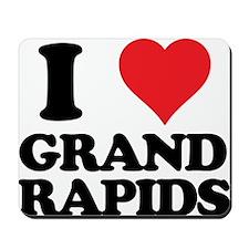 I love Grand Rapids Mousepad