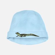 Alligator Photo baby hat