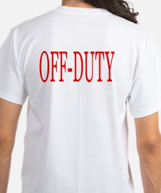 Off-Duty (Red) Shirt