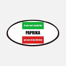 Paprika Lover Patches
