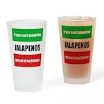 Jalapeno Lover Pint Glass