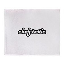 Chef-tastic Throw Blanket