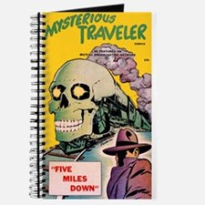 $14.99 Mysterious Traveler Journal
