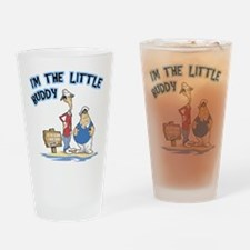 I'm The Little Buddy Pint Glass