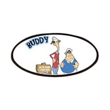 I'm The Little Buddy Patches