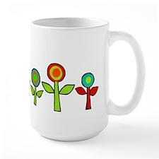 Paper Flowers Mug