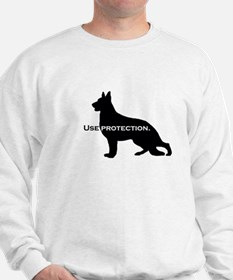 Use Protection. K9. Sweatshirt