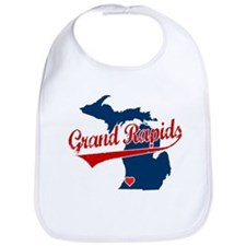 Grand Rapids, where the heart Bib