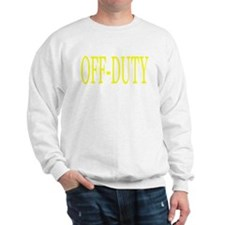 Off-Duty (Yellow) Sweatshirt