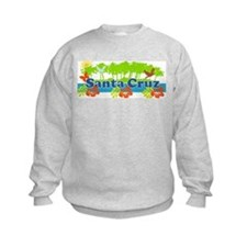 Cute Santa cruz Sweatshirt