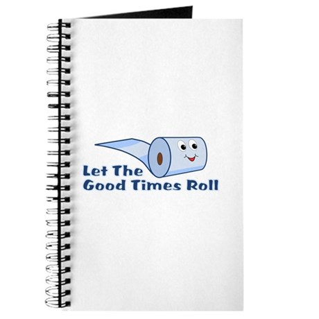 Let The Good Times Roll Journal