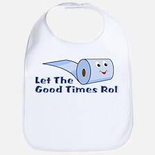 Let The Good Times Roll Bib