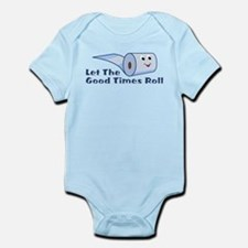 Let The Good Times Roll Infant Bodysuit
