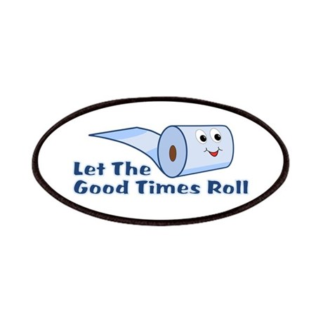 Let The Good Times Roll Patches