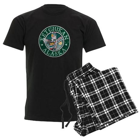 Ketchikan Men's Dark Pajamas