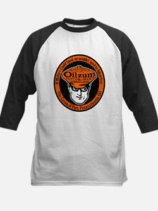 Oilzum Motor Oil Kids Baseball Jersey