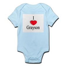 Grayson Infant Creeper