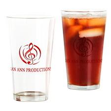 San Ann Productions Pint Glass
