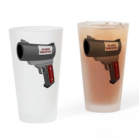 30mm GUN Pint Glass
