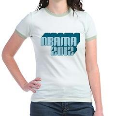 Blue Obama 3D 2012 T