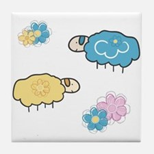 Lullaby Tile Coaster