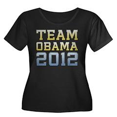 Team Obama 2012 T