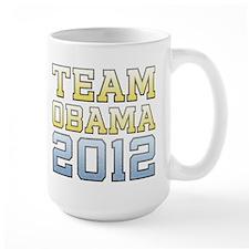 Team Obama 2012 Mug