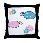 Lullaby Throw Pillow