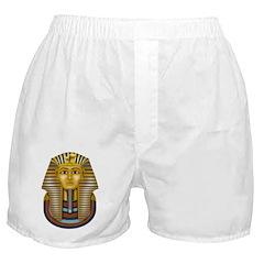 King Tut's Golden Mask Boxer Shorts