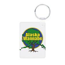 Alaska Wannabe Keychains