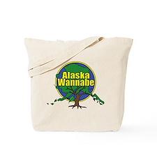 Alaska Wannabe Tote Bag