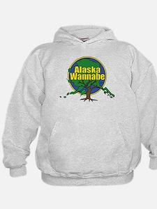 Alaska Wannabe Hoodie