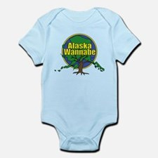 Alaska Wannabe Infant Bodysuit